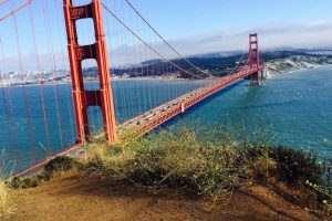 A visit to the Golden Gate Bridge