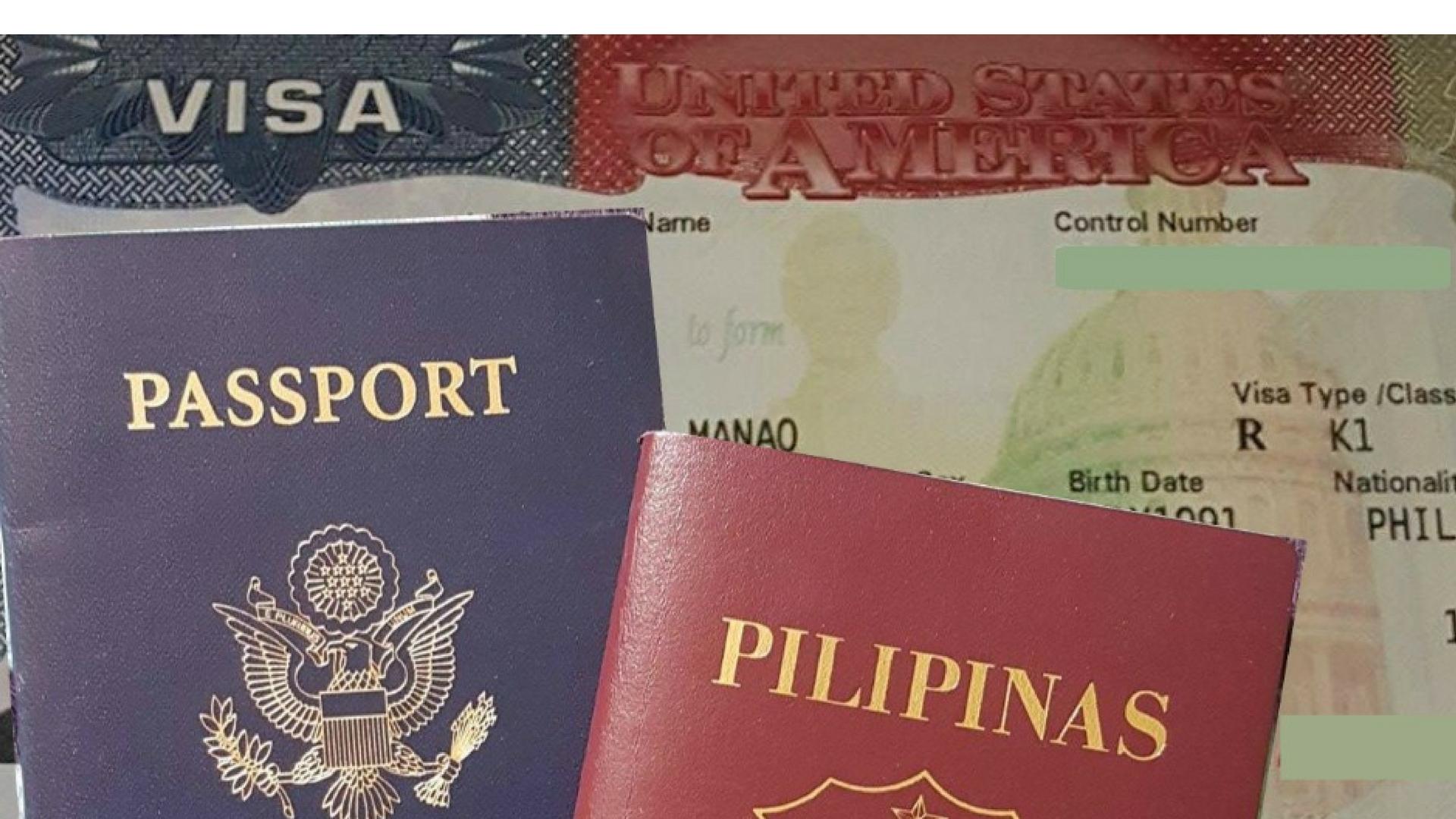 Fiance K1 Visa Application (October 2016) * I fill life