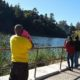 Lake Temescal, Oakland CA: Baby Mia's 1st Outdoor Adventure