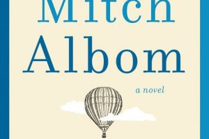 Inspiring Life Quotes from Mitch Albom's 2018 Book: The Next Person You Meet in Heaven