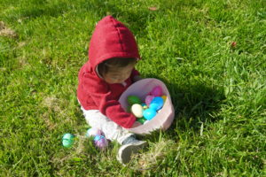 Spring Annual Tradition: Easter Egg Hunt 2019